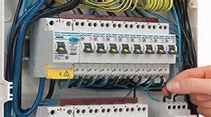 Installation électrique Hager Cuers