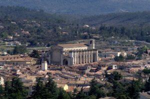 Ville de Saint-Maximin-la-Sainte-Baume